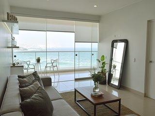 Sea View Apartment in Peñascal - San Bartolo