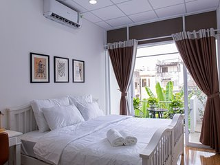 [City Center] - Garden View+Airy Balcony - Apartment 4