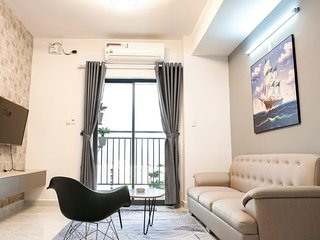 [Seaside] 2 - Bedroom Apartment + Sunny Balcony - A2.07