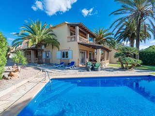 VILLA LAS PALMERAS - Villa for 8 people in Cales De Mallorca