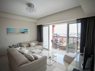 Luxurious apartment E32 in Nerreids residence  Limassol Marina