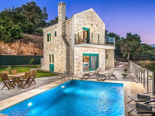 Piedra Luxury Villa, Manoliopoulo Chania