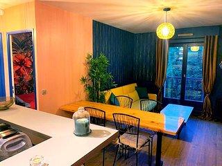Appartment By A Designer - Les Damoiseaux - sea View - near Deauville