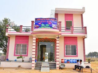 Shree shyam guest house butati dham comfortable stay with family and CCTV securi