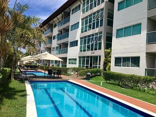 Porto Plaza Flat _ 404 _ Tres Piscinas_200m do Mar
