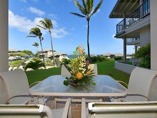 Kapalua Bay Villa 33G-2 Amazing Oceanfront Villa 1BR/1BA Villa