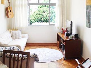 Avenida Paulista - Metro Paraiso - Apartamento completo para 4 Pessoas