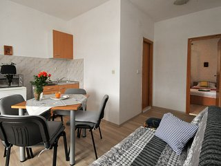 Apartments Sea Star - One Bedroom Apartment with Balcony (A1)