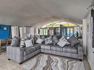 NEW! Puerto Rico Paradise w/ Bay Views + Balcony!