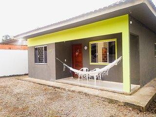Casa ampla na praia de Bombas Bombinhas SC