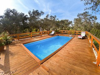 Marina di Andrano Holiday Home Sleeps 7 with Pool and Air Con - 5822610