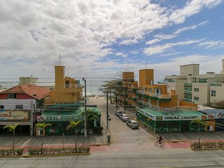 Aluguel Apartamento 3 quartos Vista Mar Bombas/SC