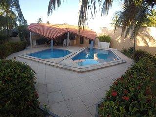 Mansao 5 suites beira mar do Cumbuco