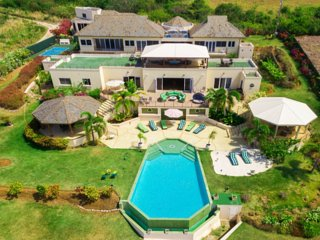 La Maison Michelle, St James  Overlooks Ocean / Golf Course. Lancaster Ridge