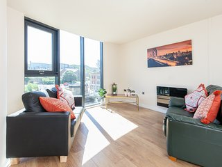 Excellent Flat in Sheffield near City Centre: Spacious, Stylish, Comfortable!