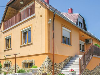 Beautiful home in Tapolca w/ Sauna, WiFi and 4 Bedrooms (UBN741)