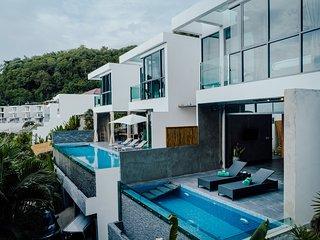 Baan St.Tropez Seaview Villas