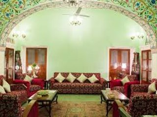 Heritage Room In Walled City - world heritage site