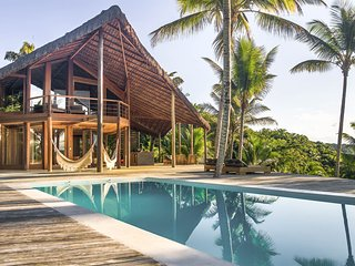 KA BRU River - Tropical Villa with stunning panorama views