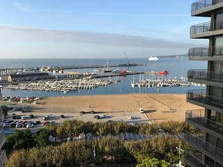 Apartment panoramic view Palamos