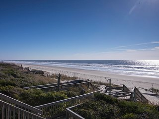 Southern Sol North Carolina dog friendly beach house