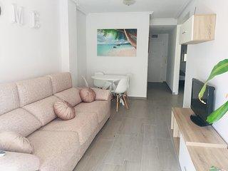 Apartamento Santa Pola a 300 metros de la playa