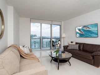Charming 1BR/1BA Apt in the Heart of Brickell w/ Stunning City Views