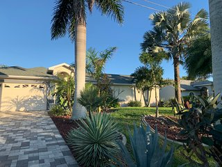 Beautiful 3 bedroom SW Cape Coral, FL home