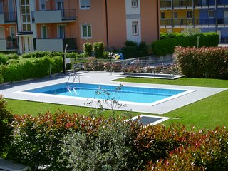 Torbole Relax, Pool & Balcony Apartment