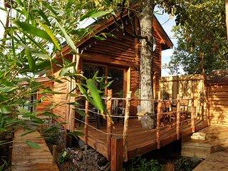 Kabanéo - Gîte & sauna - Samois Sur Seine - Forêt de fontainebleau.