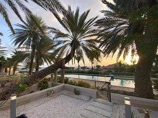 Palms & Pools Luxury apartment at Curacao Ocean Resort
