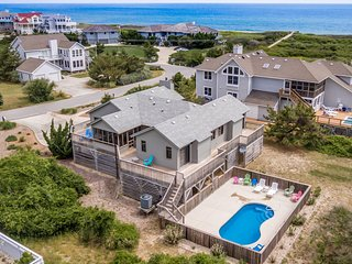 Inn Jeopardy! | 230 ft from the beach | Private Pool | Southern Shores