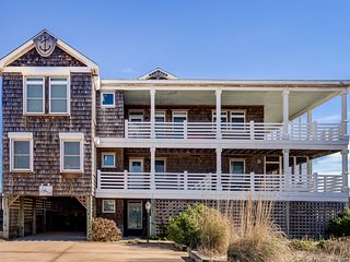 Klein Cottage | Oceanfront | Hot Tub | Southern Shores