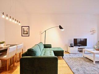 Caraway Apartment, Praça de Espanha, Lisbon !New!