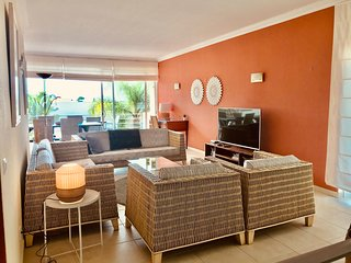 Comfortable spacious duplex apartment - Parque nº 17