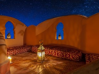 Riad Tasneem - Enjoy an amazing view (Zahra)