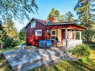 Two pastoral cottages in the Archipelago