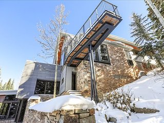 MoMA on the MOUNT | SoHo in Snowmass Village | Snowmass Modern Ski Retreat