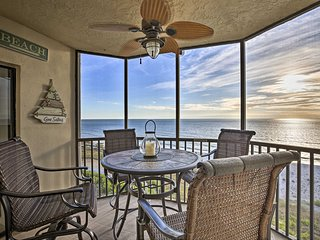 Luxe Beachfront Family Condo w/Pool Access & Views