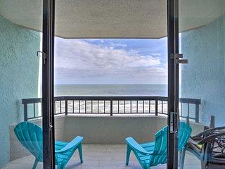 NEW! Quaint Myrtle Beach Retreat w/ Ocean Views!