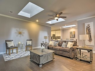 NEW! Central Amarillo Home: Families+Pets Welcome!