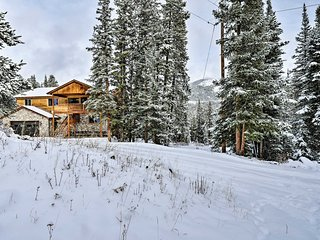 NEW! Mountain Home Near Breckenridge: Hike & Ski!