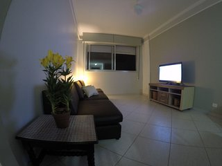 Amazing two-bedroom apartment, one block from Pitangueiras Beach