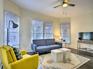 Modern Downtown Retreat <1 Mile to UNC Greensboro!
