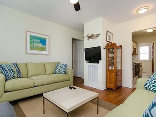 Cozy unit at the south end with sound and ocean views
