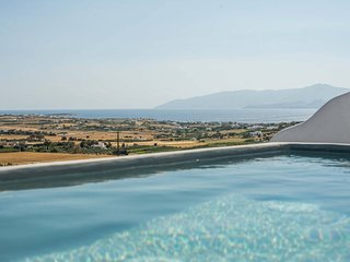Villa Zoe . Villa with amazing sea views & plunge pool!