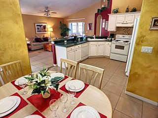 Near Disney World - Indian Ridge - Amazing Cozy 3 Beds 2 Baths  Pool Villa - 3