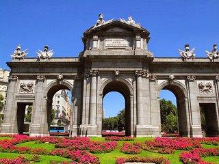 Atico con vistas a la Puerta de Alcala