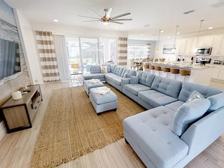 Modern Bargains - Sonoma Resort - Welcome To Cozy 7 Beds 6.5 Baths Villa - 7