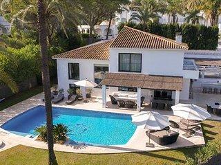 Villa La Corsa, Nueva Andalucia